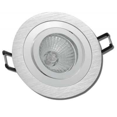 LED Boden Einbaustrahler Lisa 12V 0.5W Rund inkl. Trafo