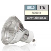 7 W Decken Einbaustrahler Marie 230 Volt LED GU10 Schwenkbar