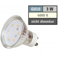 3 W Decken Einbaustrahler Mia 12 Volt LED GU5.3 Starr