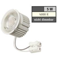 5 W Bad Einbaustrahler Bran 230 Volt LED Modul Starr