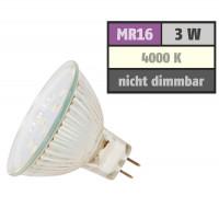5 Watt SMD LED Modul 230 Volt Step Dimmbar Neutralweiß