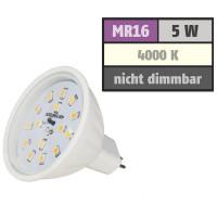 7 Watt SMD LED Modul 230 Volt Neutralweiß