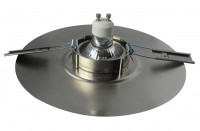 5 Watt Flacher Einbaustrahler Zoe 230 Volt SMD Dimmbar