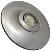 7 W Decken Einbaustrahler Elisa 230 Volt LED GU10 Schwenkbar