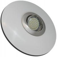 3 W Decken Einbaustrahler Elisa 230 Volt LED GU10 Schwenkbar
