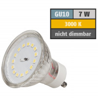 5 Watt Flacher Einbaustrahler Alia 230 Volt MCOB Modul