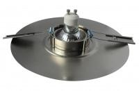 LED Trafo 50W Eckig inkl. 6-fach Mini-Verteiler und Zuleitung