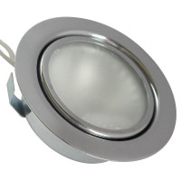Halogen Möbeleinbaustrahler Mira 12 Volt 20 Watt inkl. Trafo