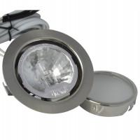 LED Möbel Einbaustrahler Luna 12V 3W mit LED Trafo