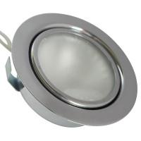 Möbelstrahler Mira 12 Volt 20 Watt inkl. Trafo und Zuleitung