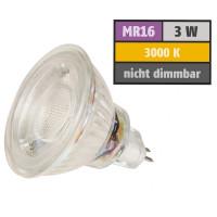 3 Watt MCOB LED Leuchtmittel 12 Volt GU5.3 Warmweiß