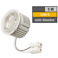 5 Watt MCOB LED Modul 230 Volt Warmweiß