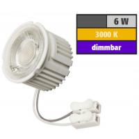7 Watt MCOB LED Leuchtmittel 230 Volt GU10 Neutralweiß