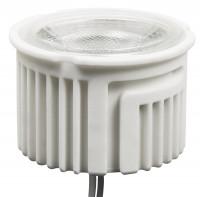 6 Watt MCOB LED Modul 230 Volt Dimmbar Warmweiß