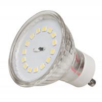 LED Glas Einbauleuchte Lotta 230V Rund 7W Dimmbar 450lm