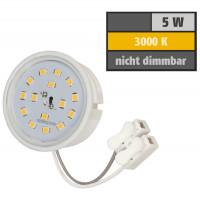 5 Watt SMD LED Modul 230 Volt Warmweiß