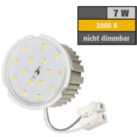 7 Watt SMD LED Modul 230 Volt Warmweiß