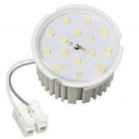 SMD LED Leuchtmittel 230V - 9W - 900lm - Sockel GU10